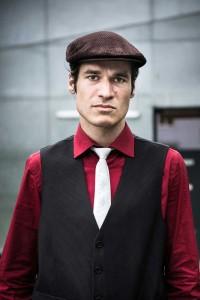 Stefan Pawlata - Schauspieler, Autor - Darsteller der Rolle des Darko Begic