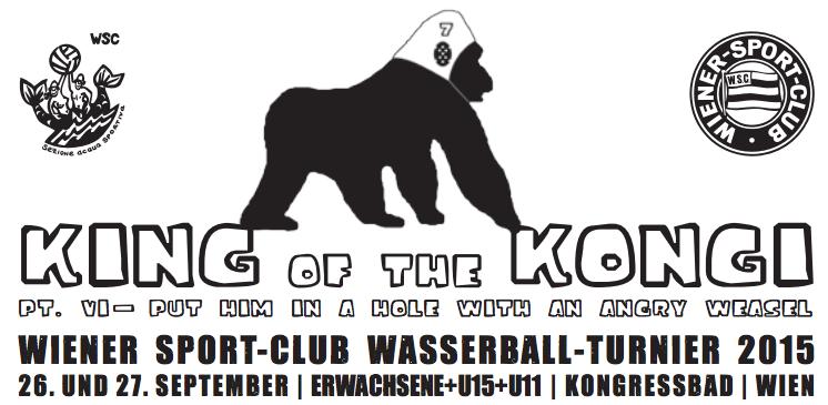 King of the Kongi 2015